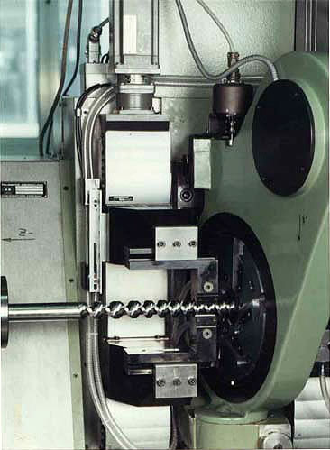 CNC Whirling Machine