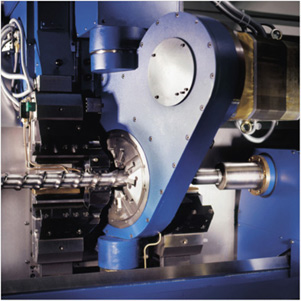 Whirling Machines replace Grinding and Turning Equipment