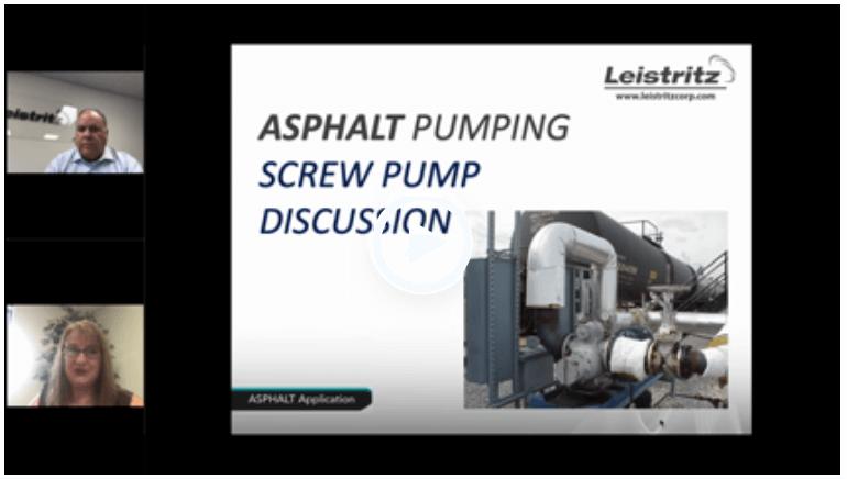 Asphalt Pumping Trends