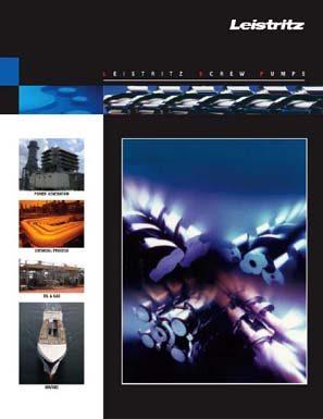 Leistritz Screw Pumps. General Brochure