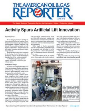 Activity Spurs Artificial Lift Innovation (Reprint)